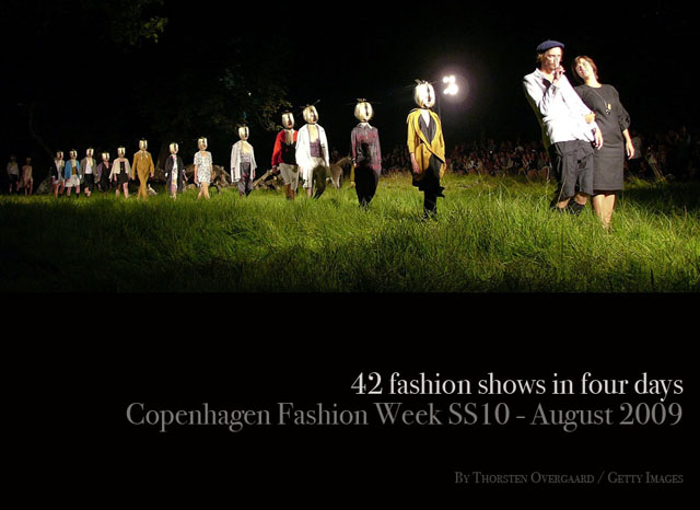 Copenhagen Fasgion Week SS10 slideshow