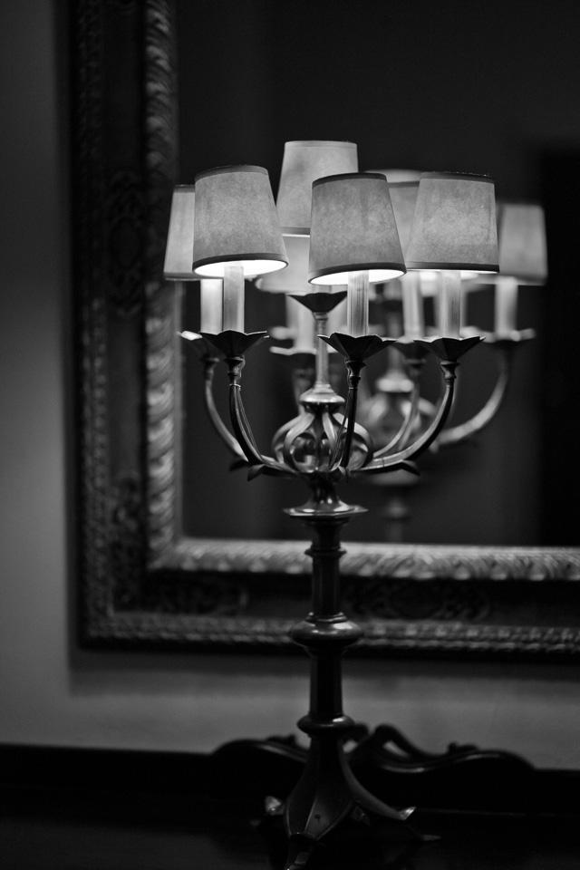 Chateau Marmont. Leica M10 with Leica 75mm Noctilux-M ASPH f/1.25. © Thorsten von Overgaard.