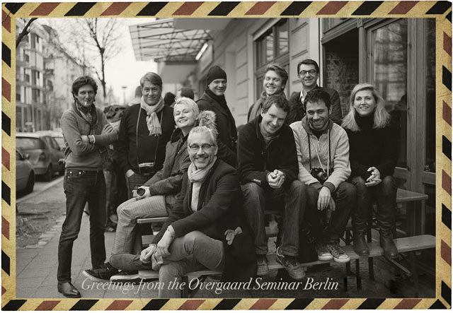 Overgaard Workshop Berlin 2011