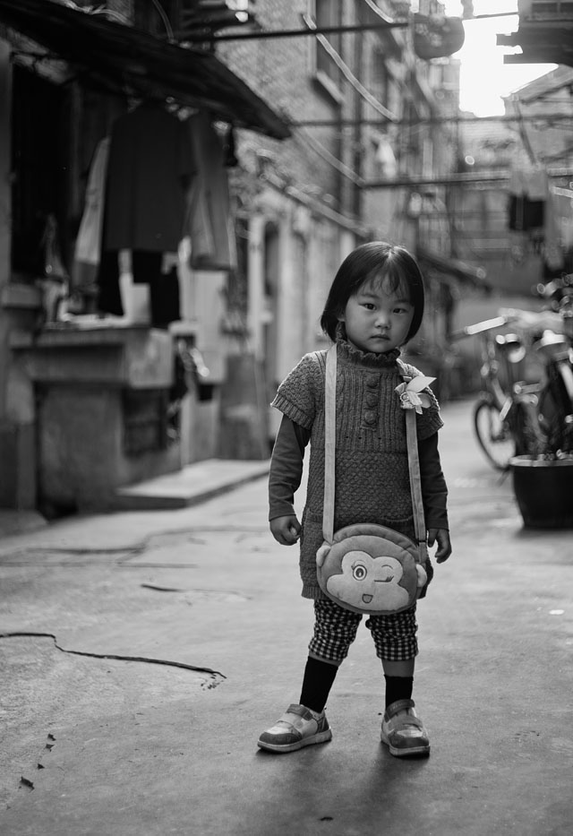 CHINA GIRL by THORSTEN OVERGAARD