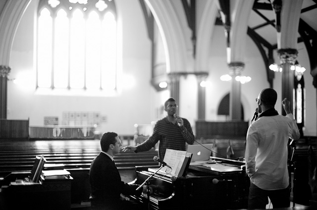 I heard music from the street and decided to go in and see what was up in Union United Methodist Church on Columbia Avenue in Boston. Leica M 240 with Leica 50mm Noctilux-M ASPH f/0.95.