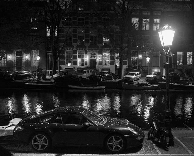Sleeping beauty in Amsterdam. © 2017 Thorsten Overgaard.