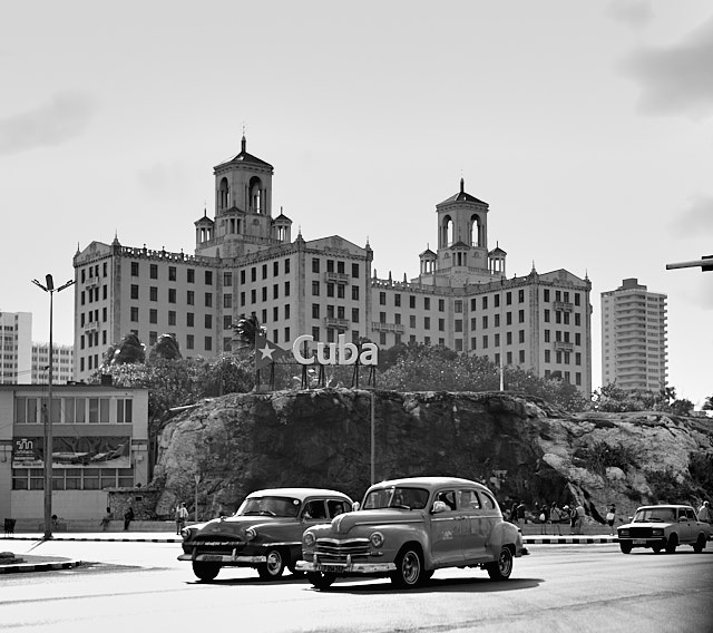 Hotel National in Havana. Leica M10-P with Leica 50mm Summilux-M ASPH f/1.4 BC. © Thorsten Overgaard.