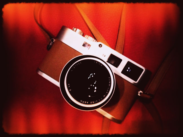 100 limited edition Leica M9-P Hermes