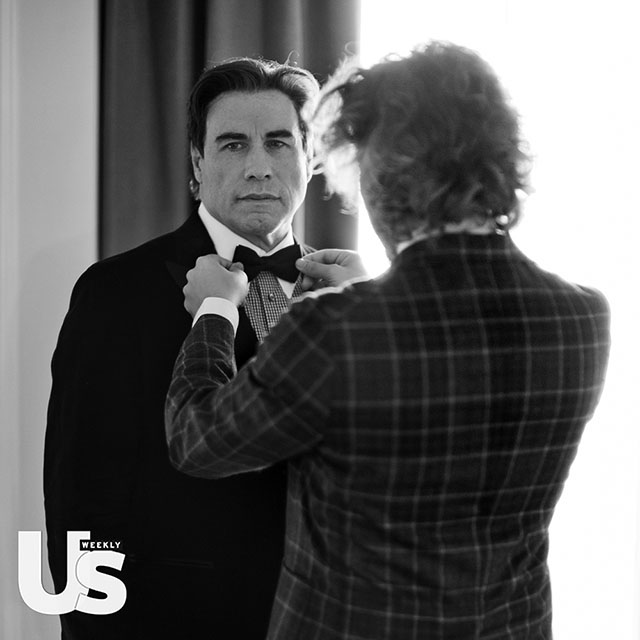 Also behind the scenes at the Cannes 2018 were a few Leica's deployed. My own Noctilux photos of John Travolta getting dressed by Matteo Perin appeared in The Rake, Hollywood Reporter, US Weekly, and more. © 2018 Thorsten von Overgaard.