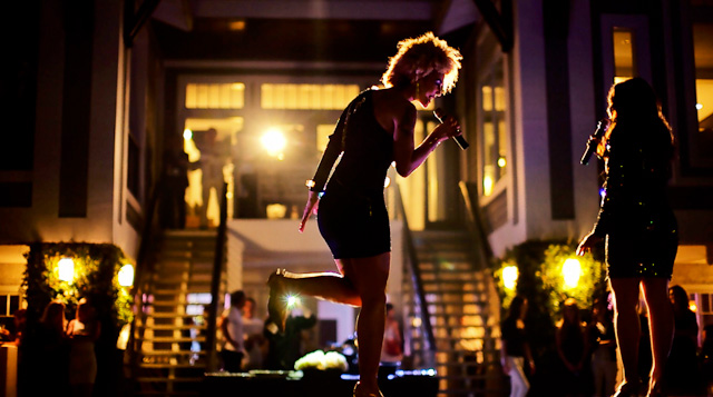 Joy Villa performing. Leica M 240 with Leica 50mm Noctilux-M ASPH f/0.95