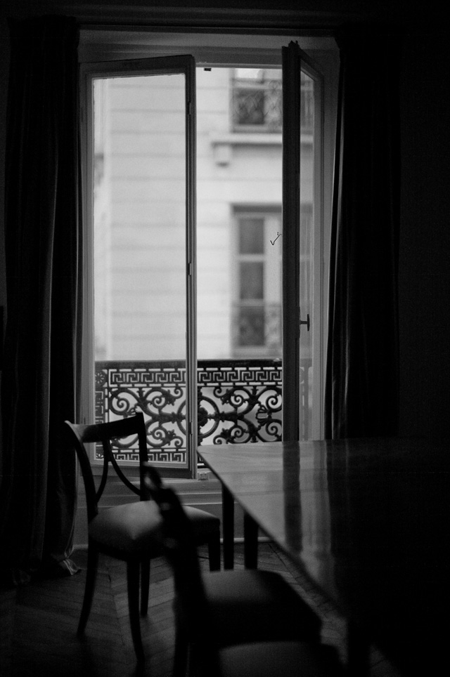 Our Workshop apartment in Paris. Leica M 240 with Leica 50mm Noctilux-M ASPH f/0.95