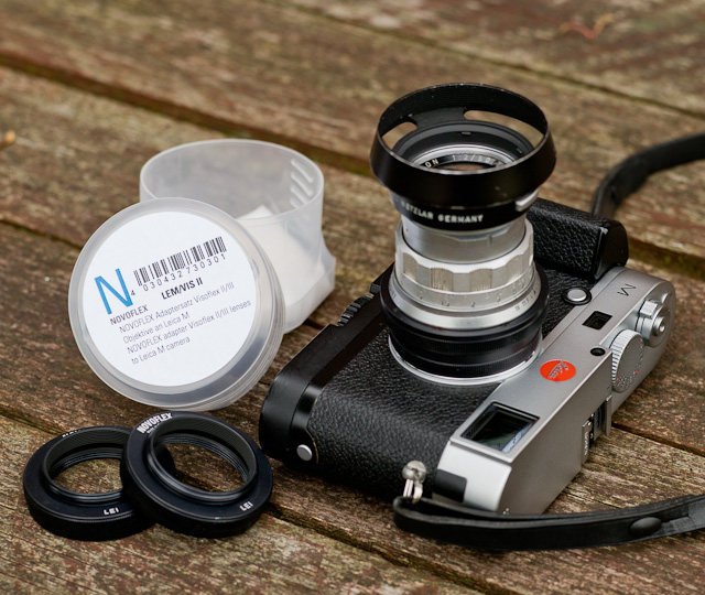 Flexible and leight weight: The Novoflex Extension tube set Leica M (model LEM/VIS II) is €199 from Novoflex or $379 from BH Photo.
