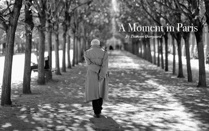 A Moment in Paris