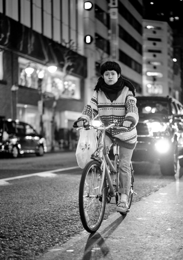 Night in Japan. Leica M-D 262 with Leica 50mm Summilux-M ASPH f/1.4 Black Chrome. © 2016 Thorsten Overgaard.