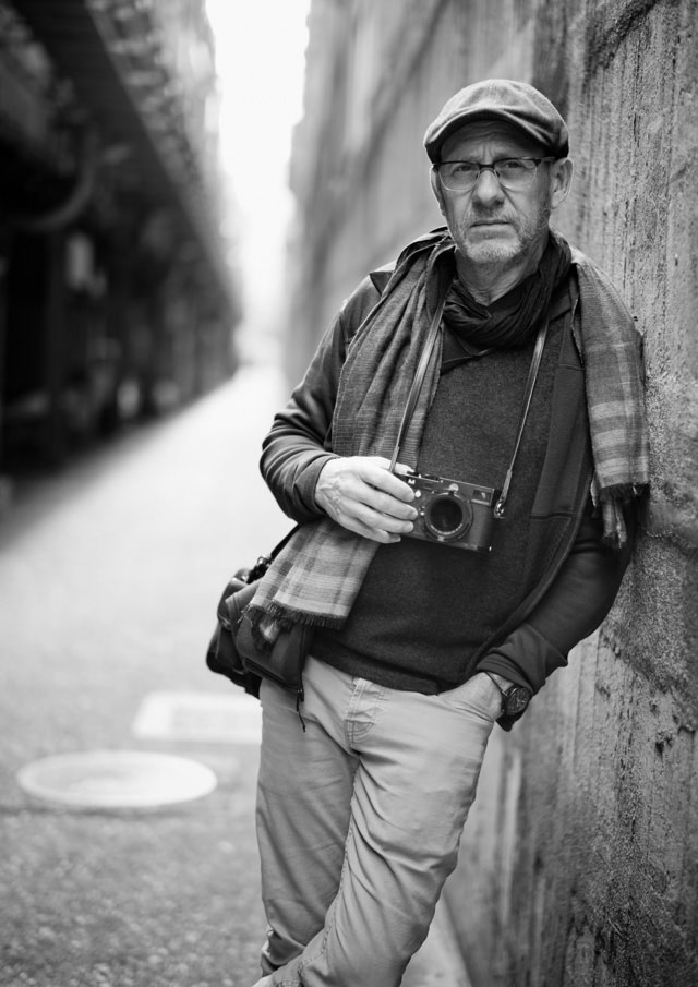Daniel Sackheim in Tokyo, Japan. Leica M-D 262 with Leica 50mm Summilux-M ASPH f/1.4 Black Chrome. © 2016 Thorsten Overgaard.