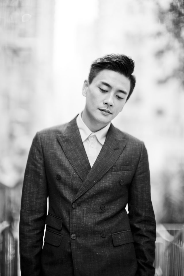 Bosco Wong in Hong Kong. © Thorsten Overgaard.