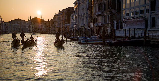 Venice by Manfred Osthues