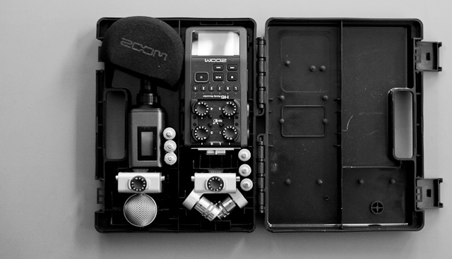 ZOOM H6 Recorder Kit