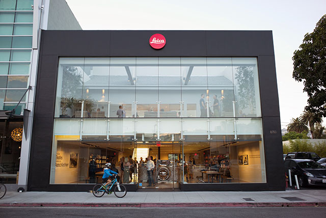 Leica Store Los Angeles