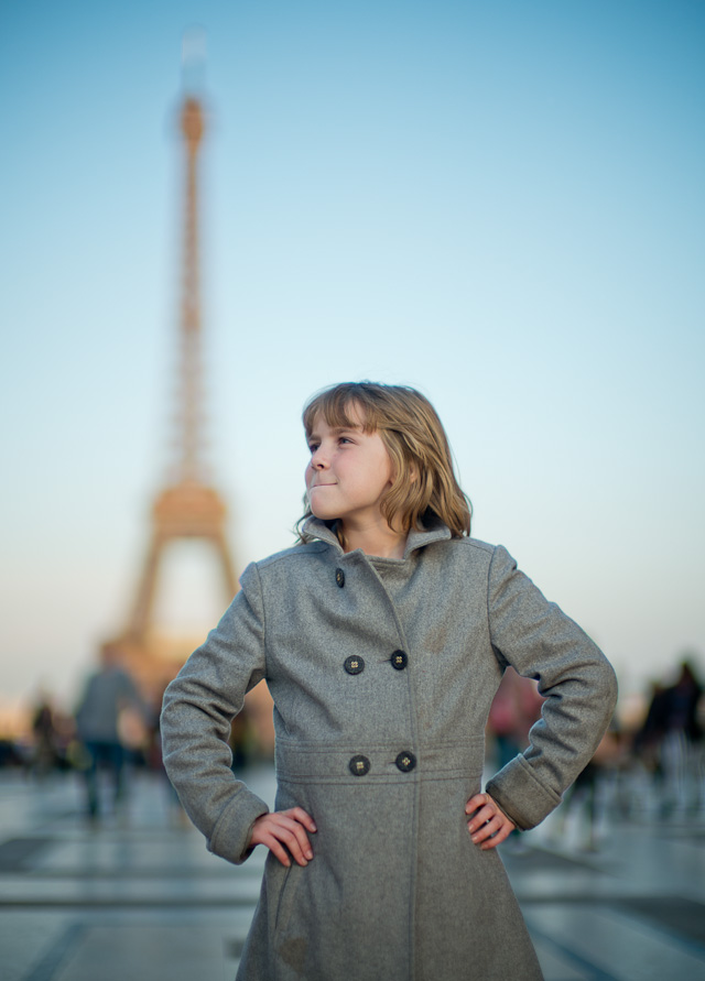 My daughter Robin Isabella in Paris during the April 2013 workshop. Leica M Type 240 with Leica 50mm Noctilux-M ASPH f/0.95.