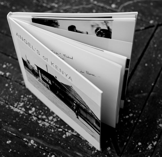 Photography book made with Leica by Gianluca Polazzo