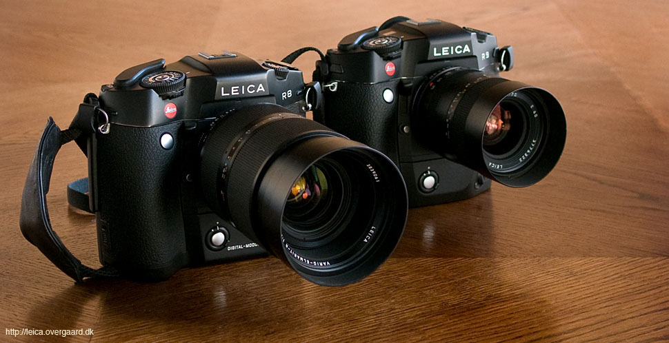 Leica Digital Mocule R