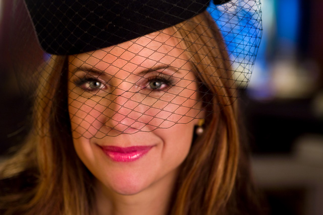 Actress Kelly Preston by © Thorsten Overgaard. AP Associated Press.