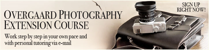 Overgaard Photography Extension Course