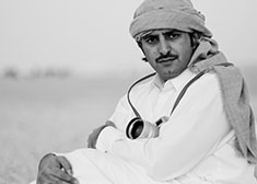 Khalid Al-Thani by Thorsten Overgaard