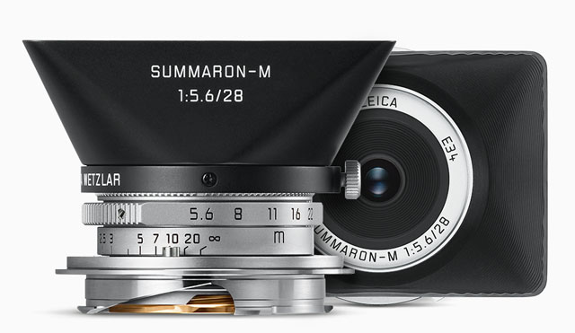 The Leica 28mm Summaron-M f/5.6 (released October 2016).