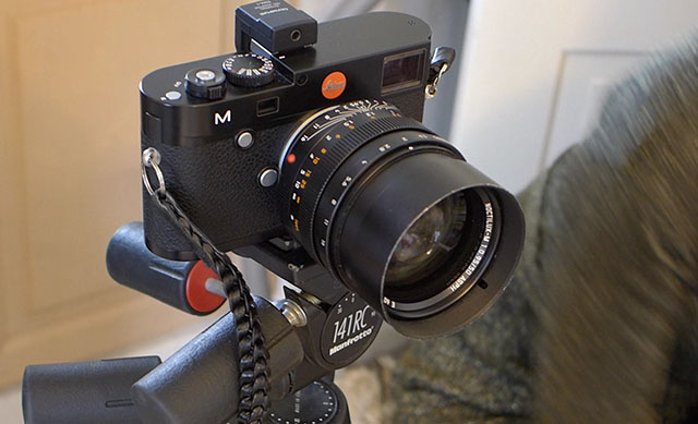 Leica M Type 240 with Leica 50mm Noctilux-M ASPH f/0.95