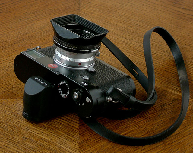 Leica M Type 240 with Leica 21mm Super-Angulon-M f/3.4
