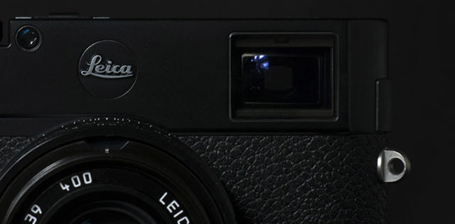 Black Leica Dot for Leica M 240 and Leica M10 is available from Fotopia in Hong Kong for around $60
