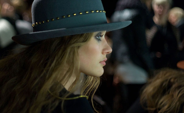 Leica M9 test photos - Copenhagen Fashion Week backstage