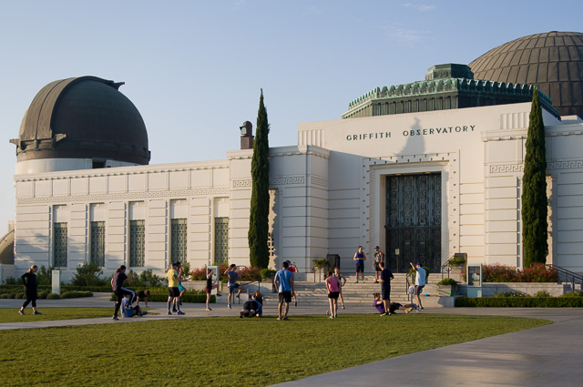 Griffith Observatory at 7 AM. Leica TL2 with Leica 35mm Summilux-TL ASPH f/1.4. © 2017 Thorsten Overgaard.