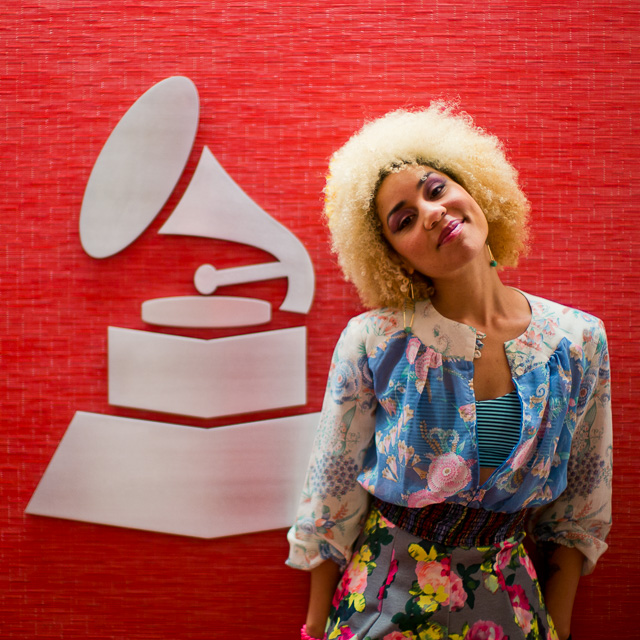 Princess Joy Villa is Grammy Considered. Here's our visit to the Grammys office in LA back in August 2015. Leica M 240 with Leica 50mm Noctilux-M ASPH f/0.95.
