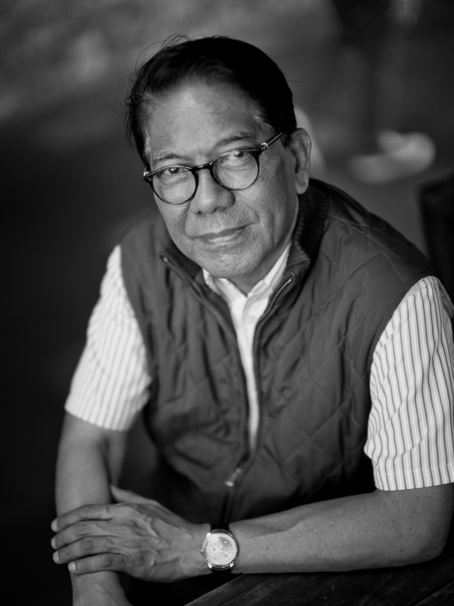 Jose Antonio in Manila. Leica M 240 with Leica 50mm Noctilux-M ASPH f/0.95. © 2015-2016 Thorsten Overgaard.