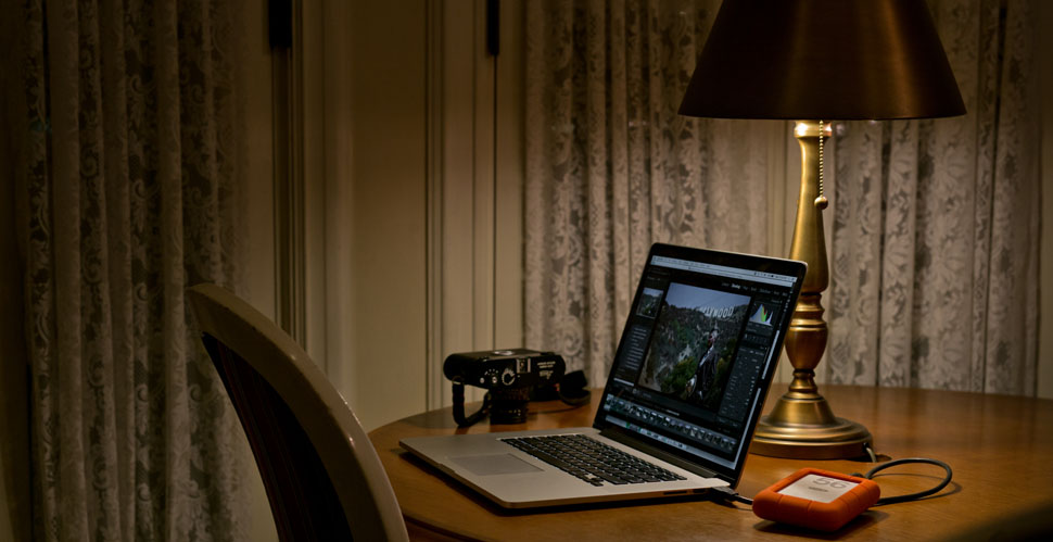"MacBook Pro 15"". As of 2018, the Mid 2015 model is still the fastest for photo editing."