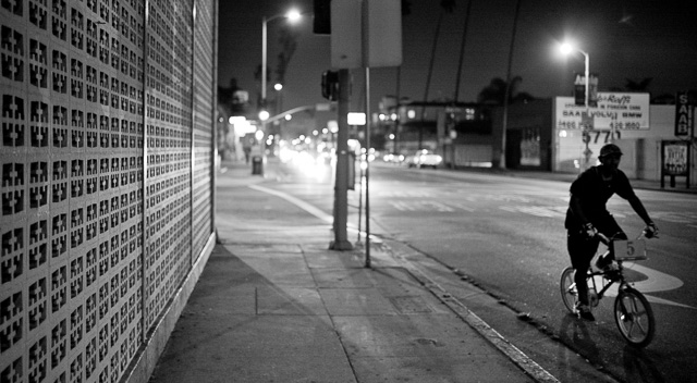 Hollywood, August 2015. Leica M 246 with Leica 28mm Summilux-M ASPH f/1.4. 6400 ISO.