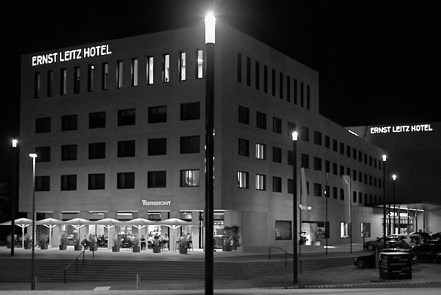 The new Ernst Leitz Hotel. Leica M10 with Leica 50mm APO-Summicron-M ASPH f/2.0 LHSA. © 2018 Thorsten Overgaard.
