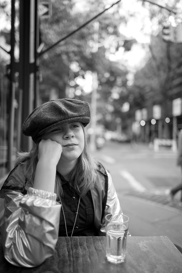 My daughter Robin Isabella in New York. Leica M10 with Leica 28mm Summilux-M ASPH f/1.4. © Thorsten Overgaard.