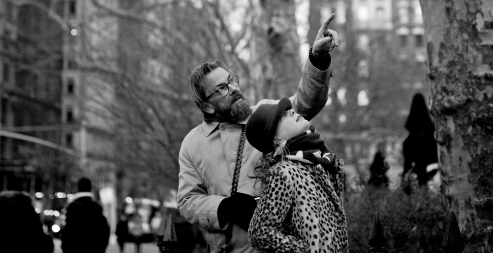 Me and my youngest daughter Robin Isabella in New York, January 2016. Photo by Jeff Jacques. Leica M 240 with Leica 50mm APO-Summicron-M ASPH f/2.0.