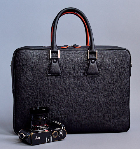 "The Von ""New York"" Camera Bag/ Document Bag"