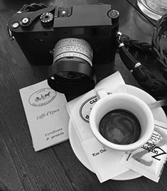 Paul Verrips' Leica in Napoli