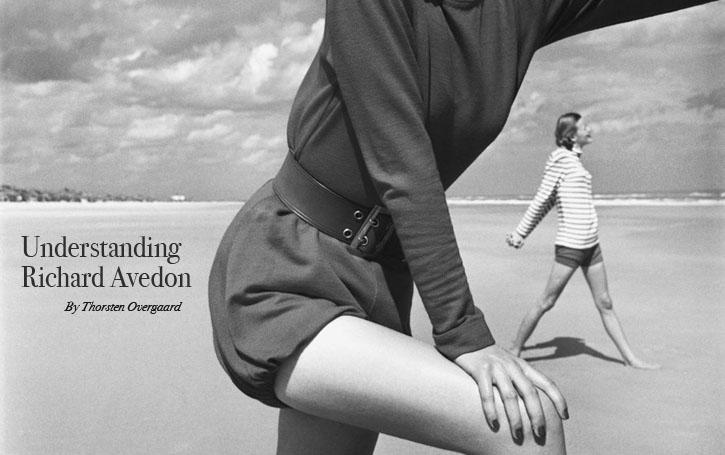 Understanding Richard Avedon