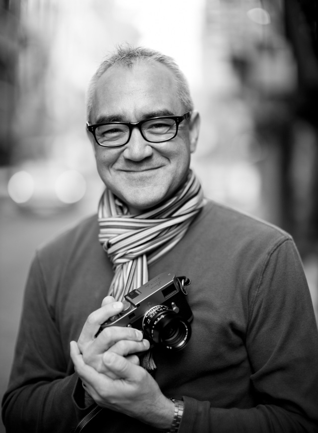 Steve Collins attended his second workshop with me, this time in Tokyo. Here is is with the Leica M 240 limited edition in titanium, one of 50 made to celebrate the 10th anniversary of the Leica Store Ginza. © 2016 Thorsten Overgaard. Leica M 240 with Leia 50mm Noctilux-M ASPH f/0.95.