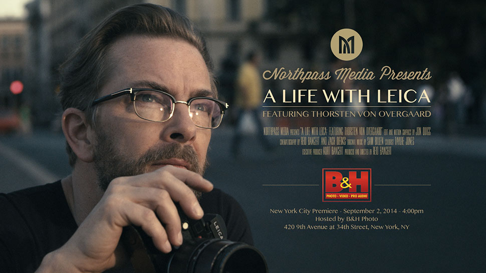 A Life With Leica featuring Thorsten von Overgaard - SOHO House West Hollywood Los Angeles