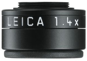 The Leica 1.4X magnifier