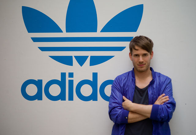 Johannes Strate adidas Originals