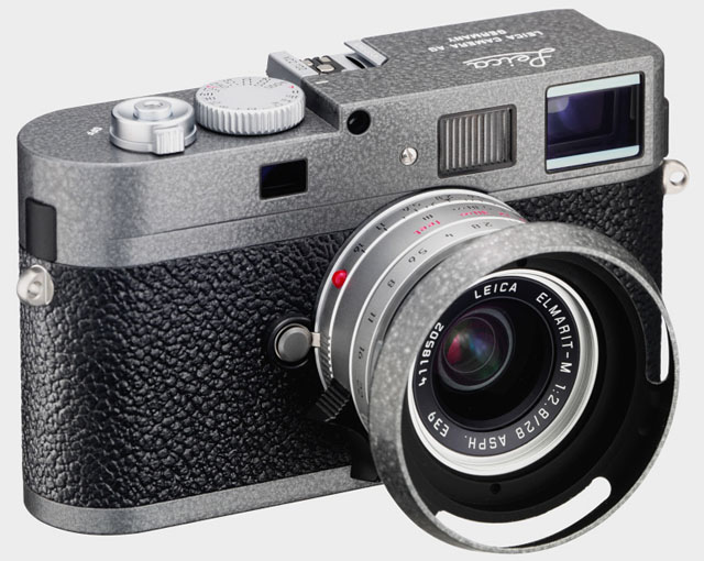 Leica M9-P Hammer Tone Limited Edition