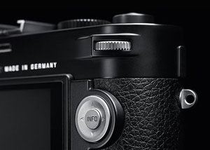 Leica M Type 240 Thumbs Wheel