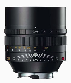 The Leica Noctilux-M ASPH f/0.95