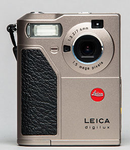 The first Leica Digilux (1998)