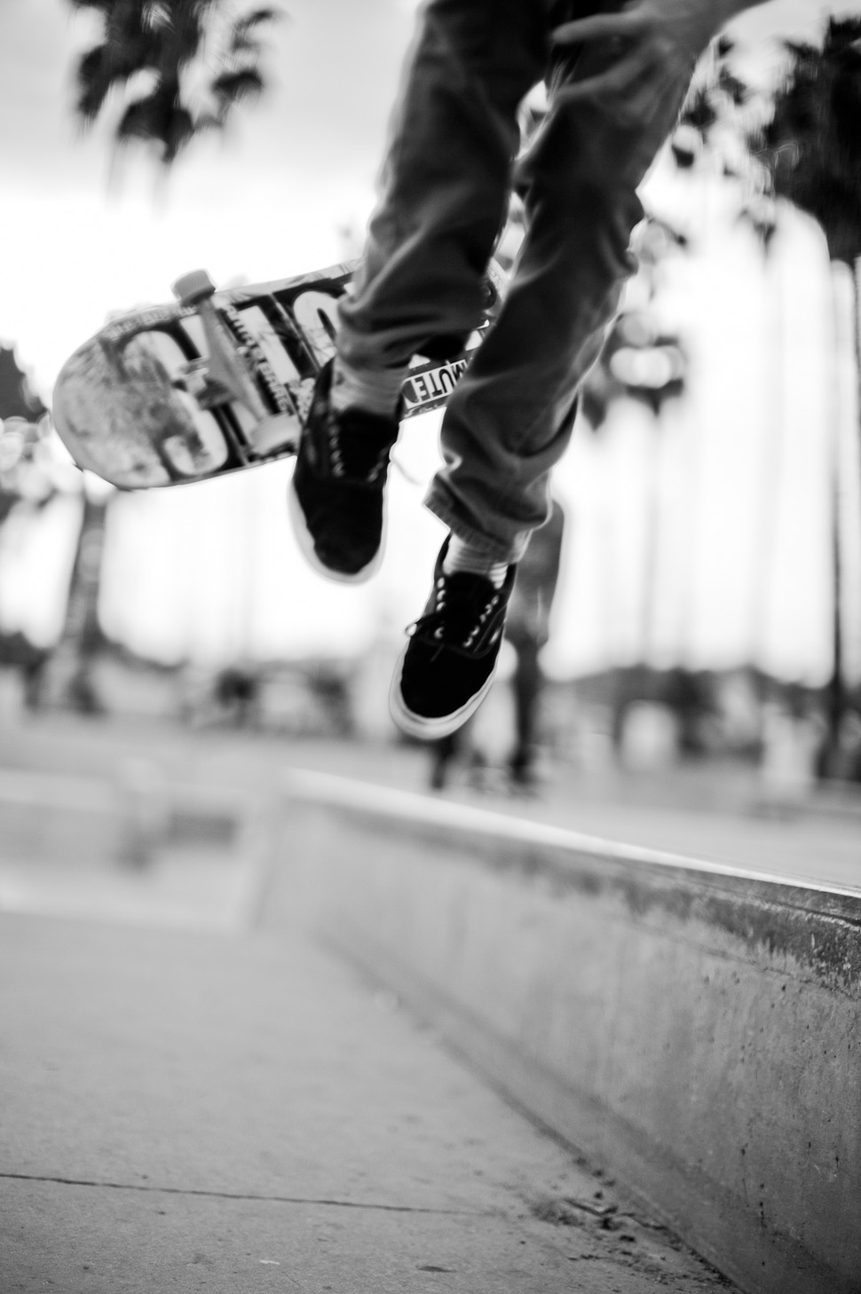 Santa Barbara Skater Park. Leica M 240 with Leica 50mm Noctilux-M ASPH f/0.95